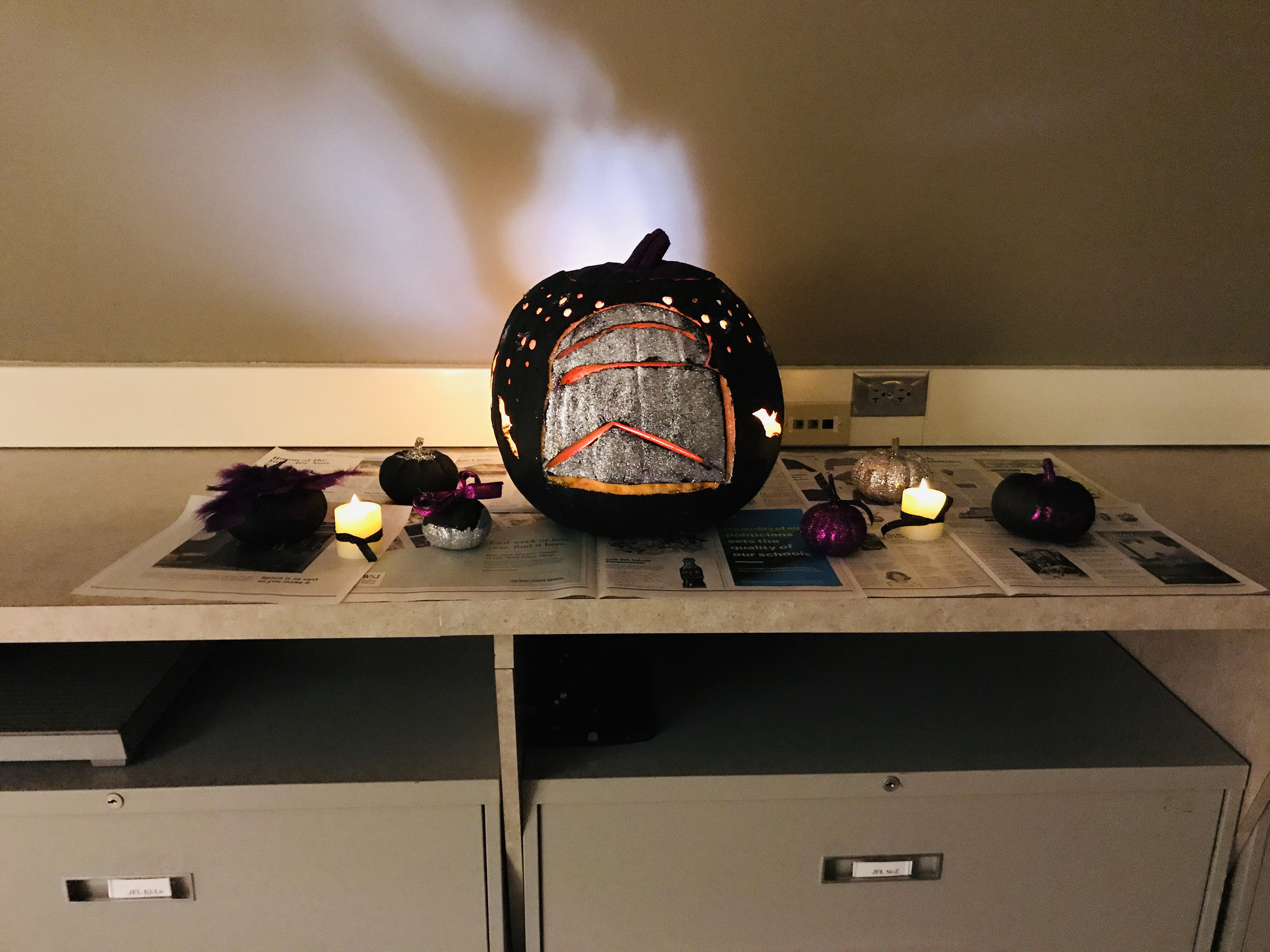 Brownson PLLC Enters Jack-o-Lantern Competition
