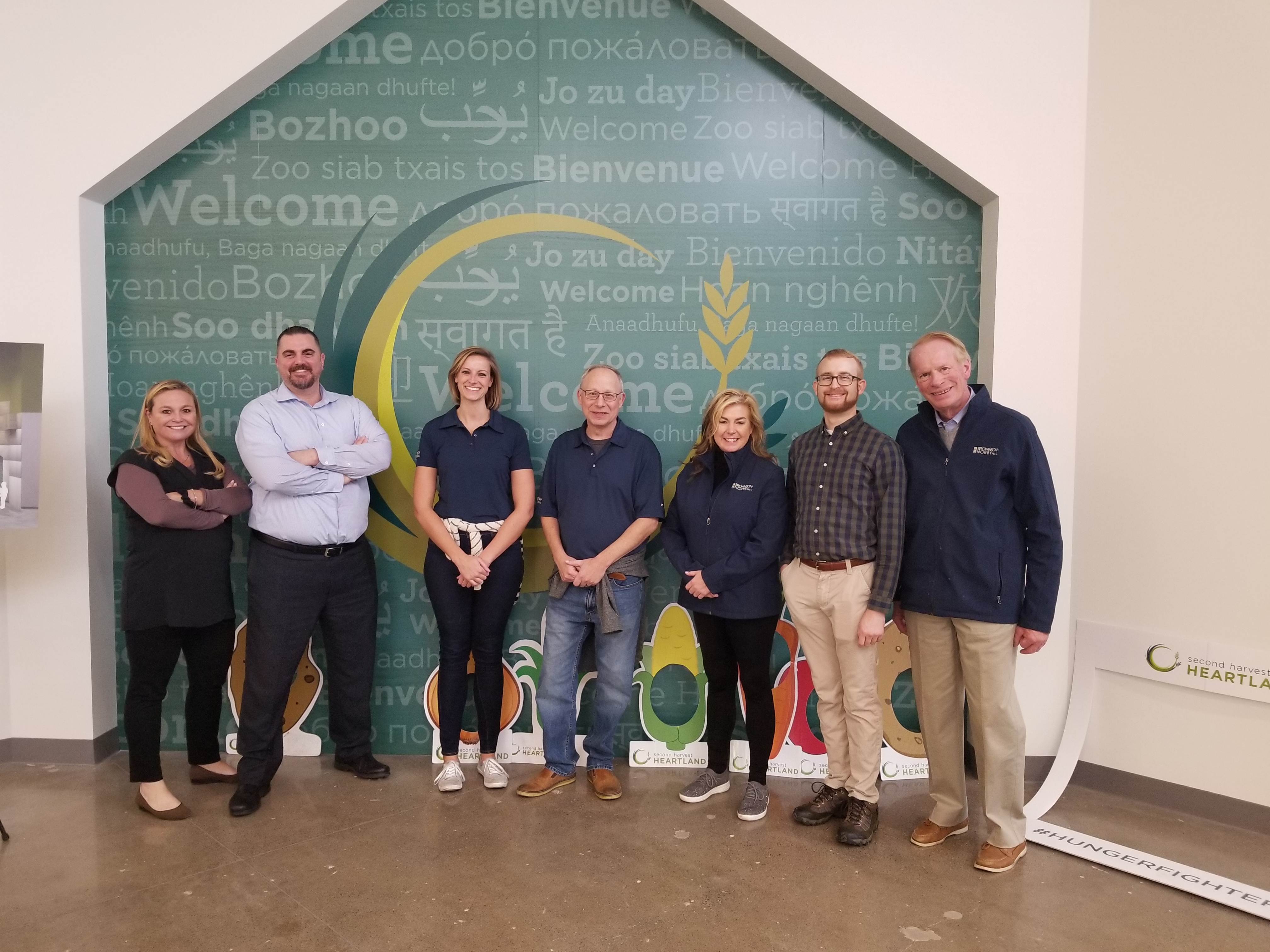 Volunteering With Second Harvest Heartland