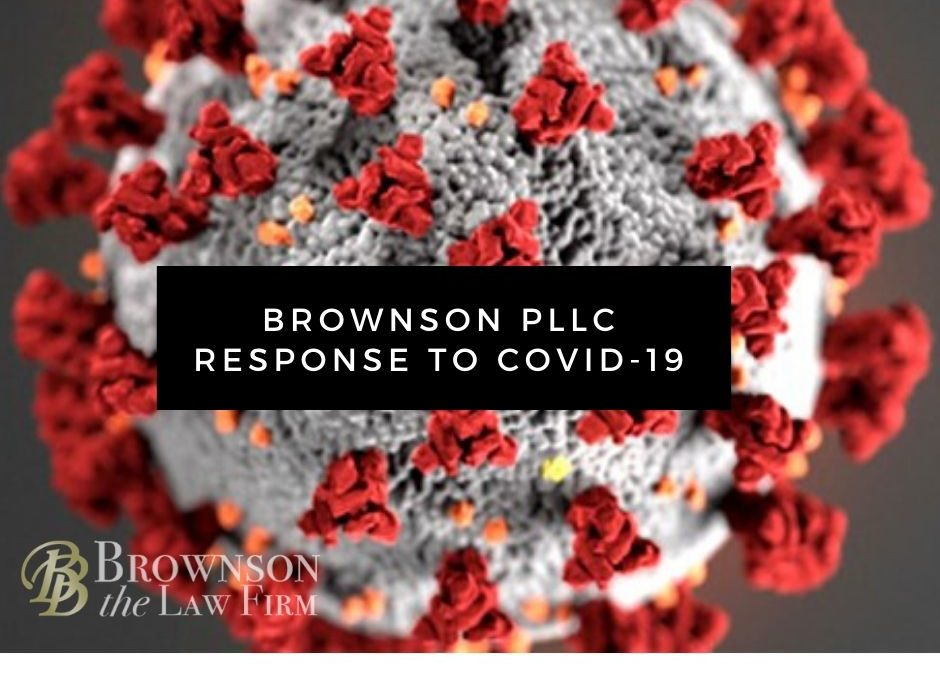 Brownson PLLC Response to COVID-19