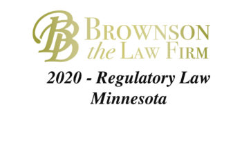 MN Regulatory Law 2020